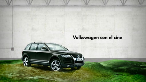 Volkswagen con el cine (English)